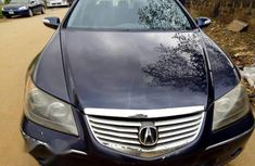 Acura RL 2005 Blue for sale