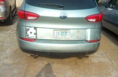 Clean Used Subaru Tribeca 2006 Green for sale