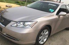 Clean Lexus ES 350 2008 for sale