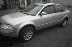 Volkswagen Passat 2004 Silver for sale