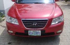 Hyundai Sonata 2011 Red for sale