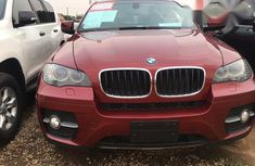 Tokunbo BMW X6 2011 Red