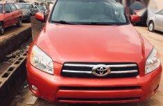 Toyota RAV4 2007 Red for sale