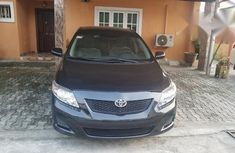 Awesome Toyota Corolla 2009/2010 Black Limited Edition