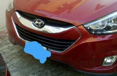 Hyundai ix35 2015 Red for sale