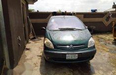 Citroen Xsara Picasso 1.6 2002 Green for sale