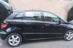 Mercedes-Benz B200 2008 Black for sale
