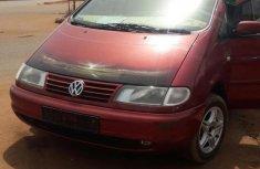 Volkswagen Sharan 1999 2.0 Red for sale