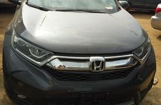Honda CR-V 2018 Black for sale