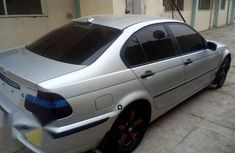 BMW 318i 2004 Silver for sale