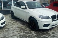 BMW X6 2012 White for sale