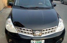 Nissan Tiida 2010 Black for sale