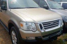 Ford Explorer 2008 Gold for sale