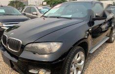 BMW X6 2008 Black for sale