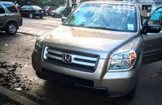 Used Honda Pilot 2006 Gold for sale