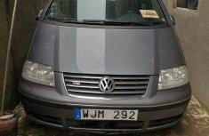 Volkswagen Sharan 2005 2.8 V6 Comfortline Gray for sale
