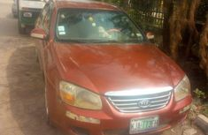 Kia Spectra 2.0 EX 2008 Beige for sale