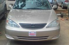 Direct Belgium Toyota Camry 2003 Gold for sale