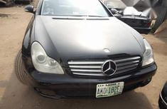 Mercedes-Benz CLS 2007 550 Coupe Black for sale