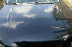 Clean Nissan Maxima 2002 Black for sale