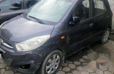 Hyundai i10 2009 Gray for sale