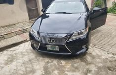 Lexus Es350 2013 Black for sale