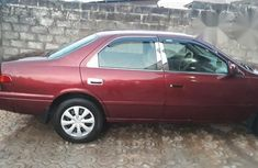 Clean Used Toyota Camry 2001 Red for sale