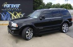 Lincoln Aviator 2005 AWD Luxury Black for sale
