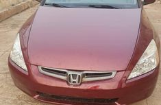 Honda Accord 2004 Red for sale