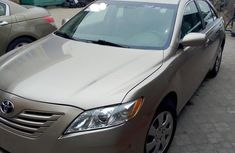 Tokunbo Toyota Camry 2007 Gold For Sale