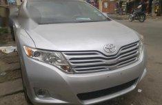 Toyota Venza 2010 Silver for sale