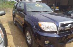 Toyota 4runner 2006 Blue for sale
