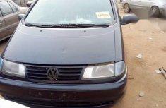 Volkswagen Sharan 1996 Blue for sale