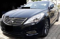 Hyundai Azera 2014 Black for sale
