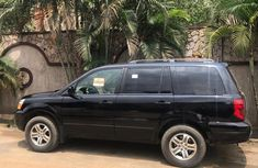 Honda Pilot 2004 Black for sale