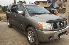Nissan Armada 2006 4x4 SE Off-Road Gray for sale