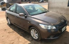 Peugeot 301 2013 Brown for sale