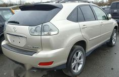 Lexus RX400h 2006 Gold for sale