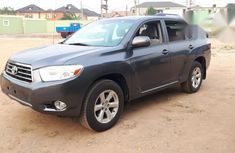 Toyota Highlander 2009 Limited Gray for sale