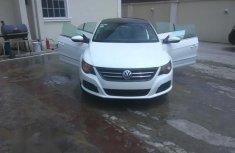 Volkswagen CC 2009 Sport White for sale