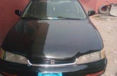 Honda Accord 1995 Black for sale