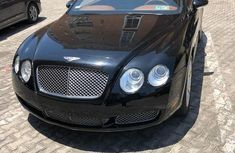 Bentley Continental 2008 Black for sale
