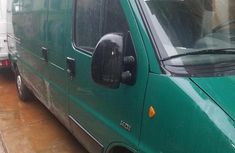 Peugeot Boxer 2000 Green for sale