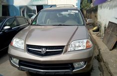 Acura MDX 2004 Touring Package Gold for sale