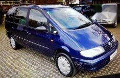Volkswagen Sharan 1998 Blue for sale