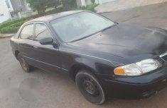 Mazda 626 2001 Black for sale