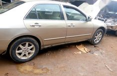 Honda Accord 2004 Coupe EX Beige for sale