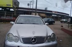 Cheap Mercedes Benz C320 2002 Silver for sale