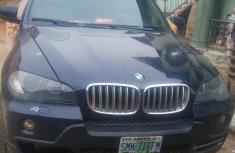 BMW X5 4.8i 2008 Blue for sale