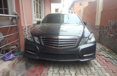 Clean Mercedes-benz E350 2012 Gray for sale
